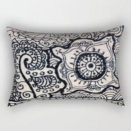 Four sides of a box (ii) Rectangular Pillow