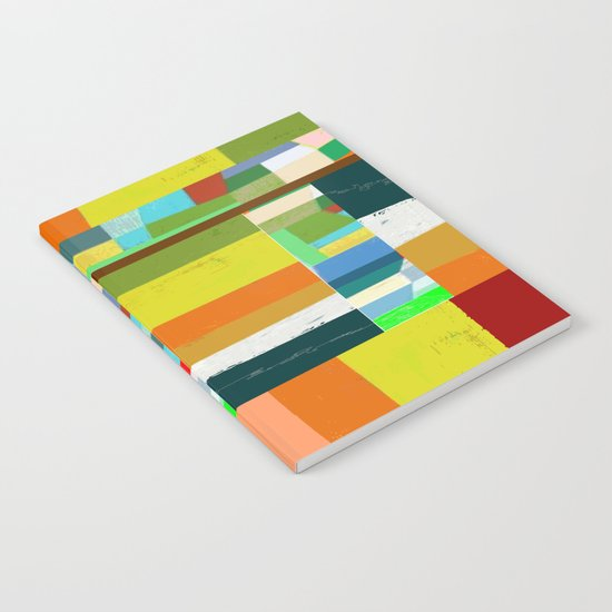 COLOR TANGLE  Notebook