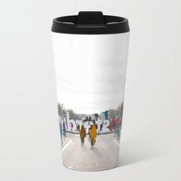 Sometimes People Annoy me Feat. IAMSTERDAM Travel Mug