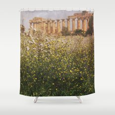 Can you feel it? Shower Curtain
