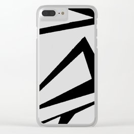 Cube Clear iPhone Case