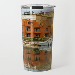 Portimao Portugal Travel Mug