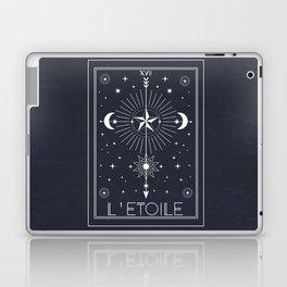 L'Etoile or The Star Tarot Laptop & iPad Skin