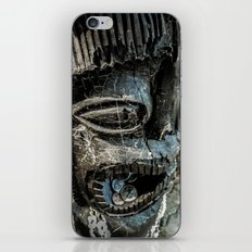 Bribing the gods for a little luck iPhone & iPod Skin