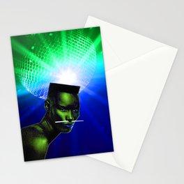 "Grace Jones ""Remixed"" Concept Album Cover Stationery Cards"