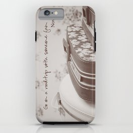 Roadtrip iPhone Case