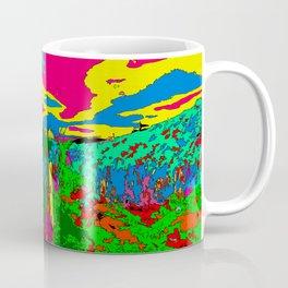 Violets Coffee Mug
