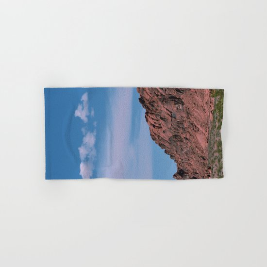 Valley of Fire Hand & Bath Towel