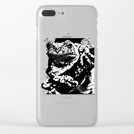 Tree Frog Ink Clear iPhone Case