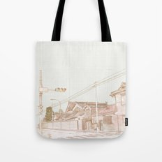 Red, Yellow, Green light Tote Bag