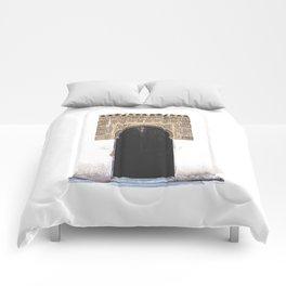 Alhambra Door Comforters