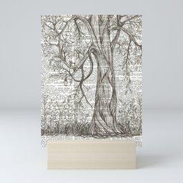 Branching Out Mini Art Print