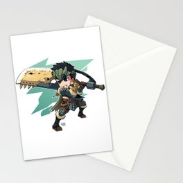 MH Greatsword Stationery Cards