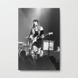Angus And Julia Stone Metal Print