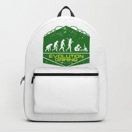 Video Gaming Evolution Backpack