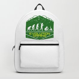 Video Gaming Evolution Backpack