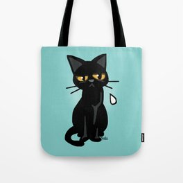 He is disappointed Tote Bag