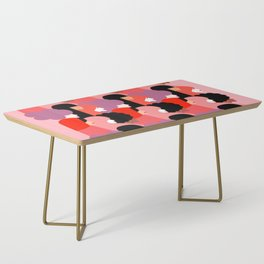 Together Girl Power - Pattern #girlpower Coffee Table