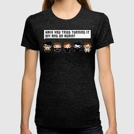 The IT Crowd Characters T-shirt