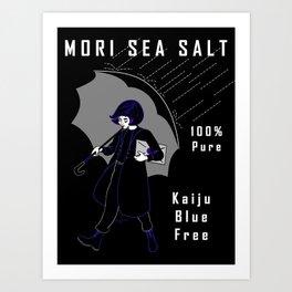 Mori Salt Art Print