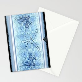 LOOKS LIKE A MAGIC CARPET RIDE...TO ME... Stationery Cards