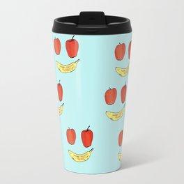 happy fruits Travel Mug