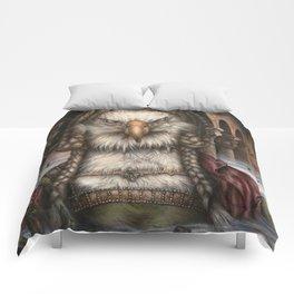 Great Spirit Rising Comforters