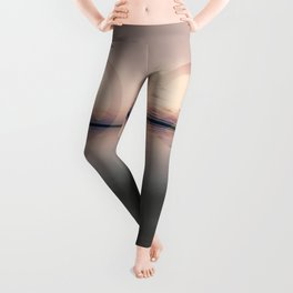 Calm Waters And Peace Leggings
