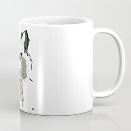 This is the cat that killed the rat..... Coffee Mug