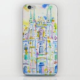 MILAN CATHEDRAL - DUOMO iPhone Skin