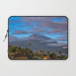 Volcano Teide on Tenerife Laptop Sleeve