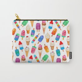 Summer Pops and Ice Cream Dreams Carry-All Pouch
