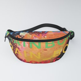 In Rainbows Fanny Pack
