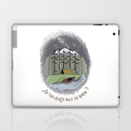 Do You Really Need to Know? Laptop & iPad Skin