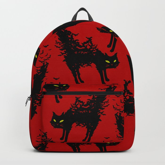 Freaking Meow Backpack