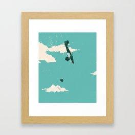 Bailout Framed Art Print