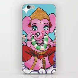 Ganesh iPhone Skin