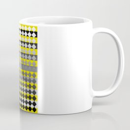 Lines and Squares Coffee Mug