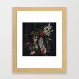 Fresh To Death: Part Two Framed Art Print