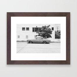 Soloparking #1 Framed Art Print