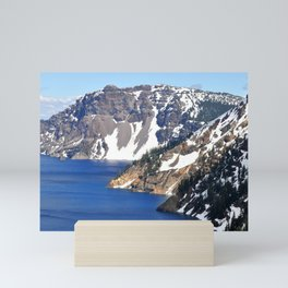 CRATER LAKE - 1 Mini Art Print