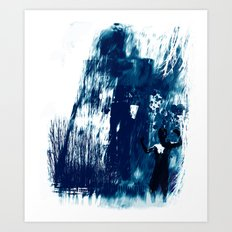 storm powerade Art Print