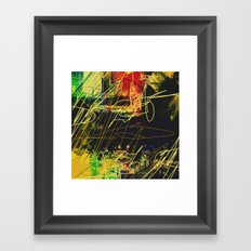 Close To Home Framed Art Print