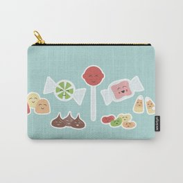 Happy Candy Carry-All Pouch