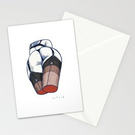Butt up. Stationery Cards