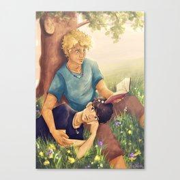 Solangelo Canvas Print