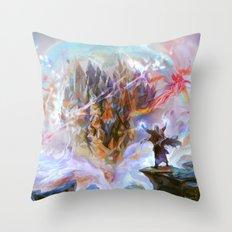 Demystify Throw Pillow