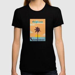 San Diego. T-shirt
