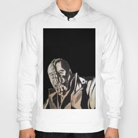 bane Hoodies featuring Bane  by iArtSometimes