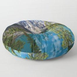Banff Nation Park Floor Pillow